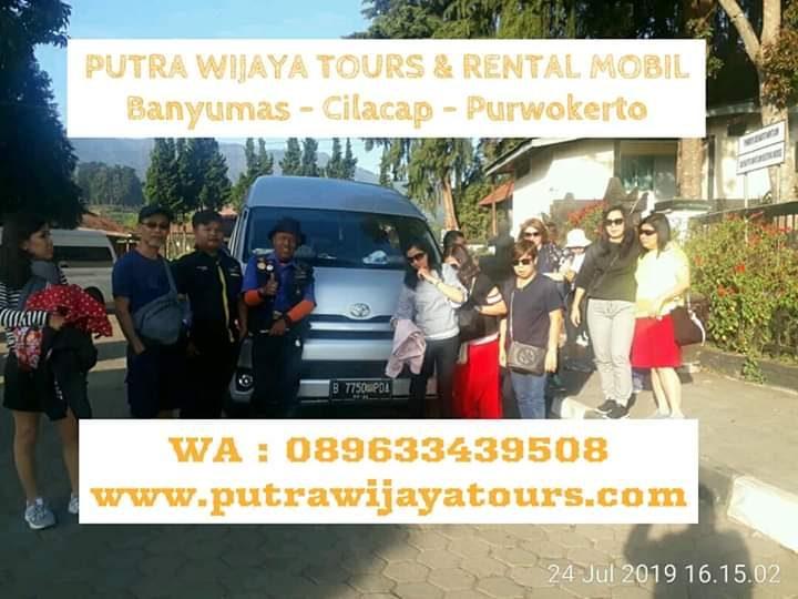 Sewa Mobil Hiace Banyumas Purwokerto Cilacap