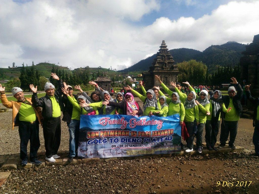 Agen Perjalanan Paket Wisata Murah dari Jogja Semarang Purwokerto ke Dieng 2 Hari 1 Malam