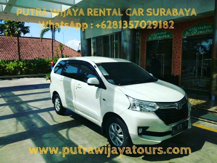 Surabaya Rental Car Sewa Mobil Avanza Surabaya