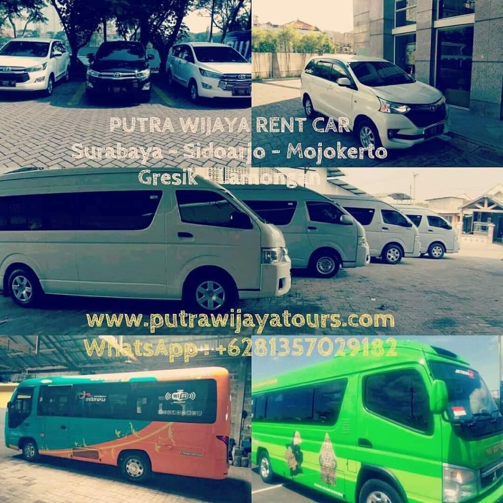 Sewa Mobil Murah Avanza, Innova Reborn, Hiace, Elf Long Surabaya Sidoarjo