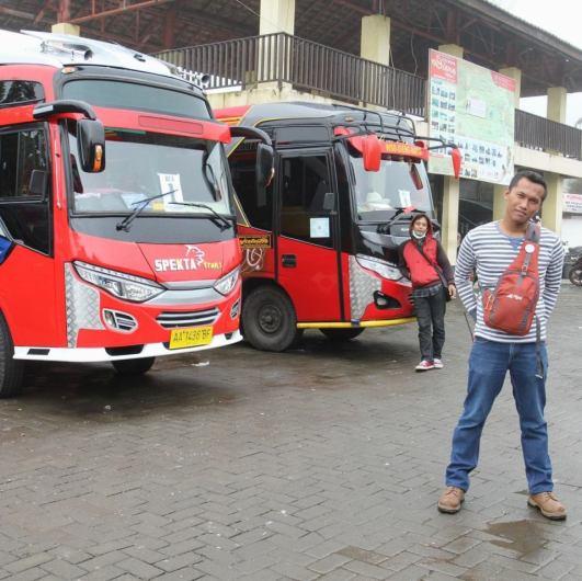 Sewa Mikro Bus Shuttle wisata Rombongan Dieng Wonosobo