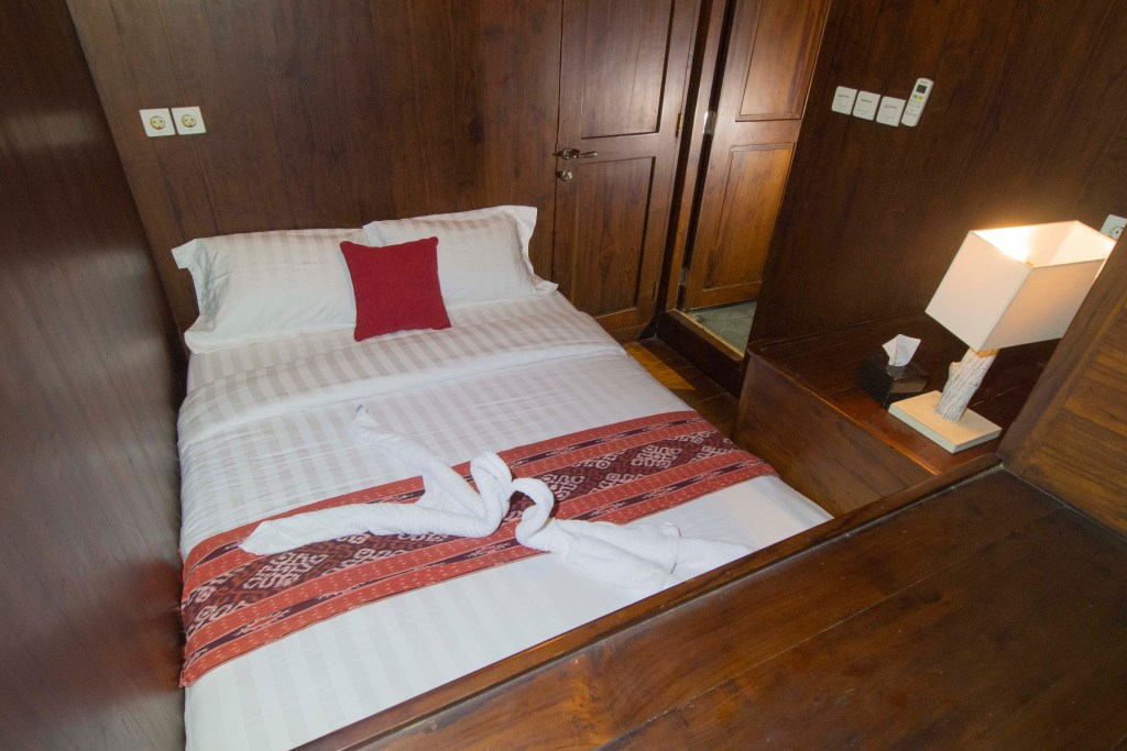 Lower Deck Cabin 4