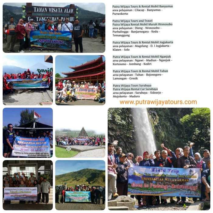 Paket Wisata Domestik - Putra Wijaya Tour