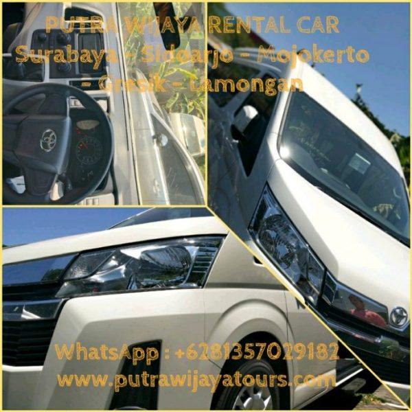 Sewa Mobil Hiace Premio Terbaru 2019 Surabaya