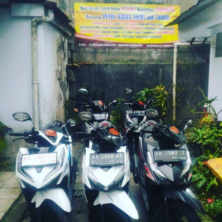 Sewa Motor Dieng Rental Sepeda Motor di Dieng