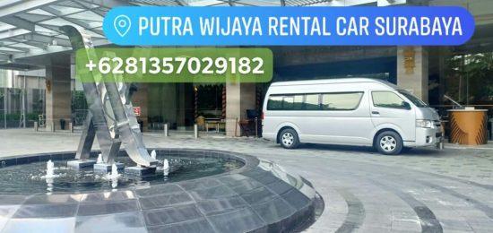 Harga Rental Sewa Mobil Hiace Commuter Surabaya