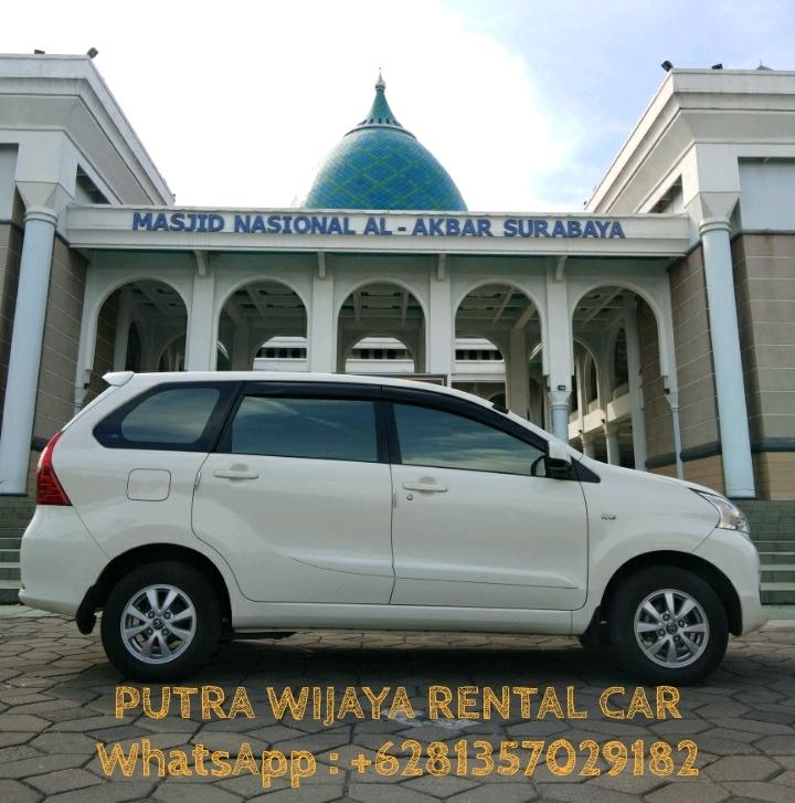 Rental Car Sewa Kereta Avanza Surabaya