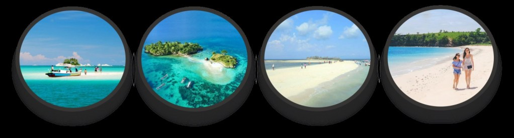Paket Wisata Lombok 1 Hari Oneday Tour
