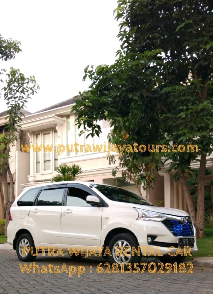 Sewa Rental Mobil Toyota Grand New Avanza