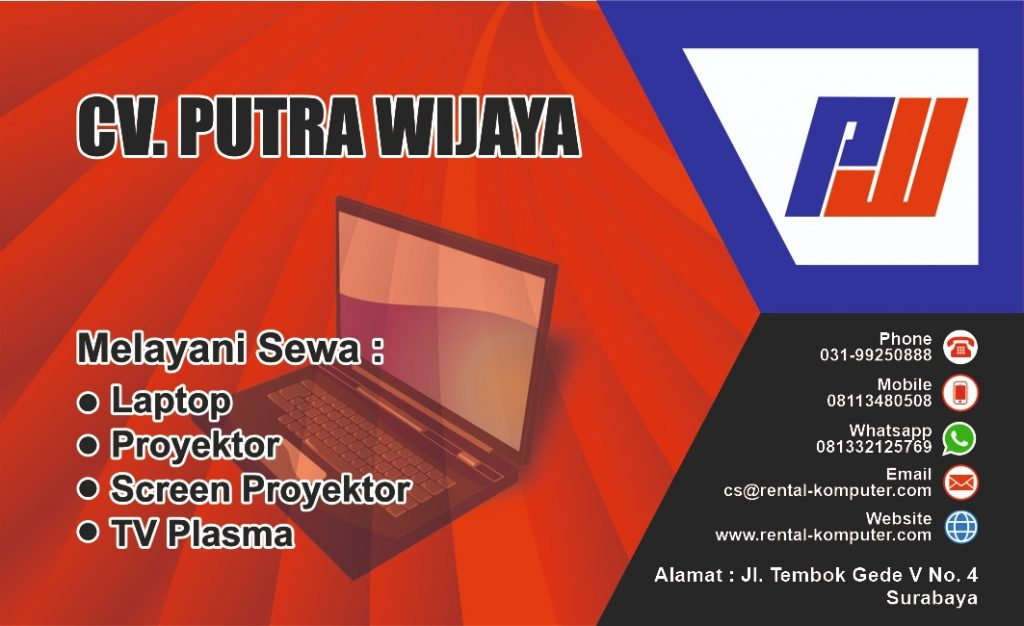 Sewa Proyektor Screen TV Plasma