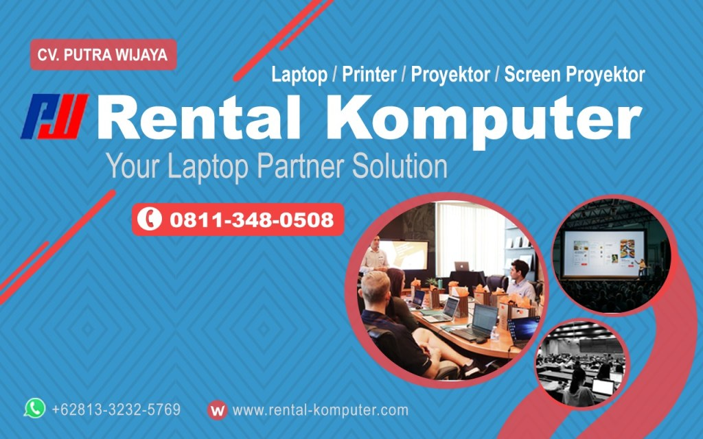 Sewa Rental Laptop Malang
