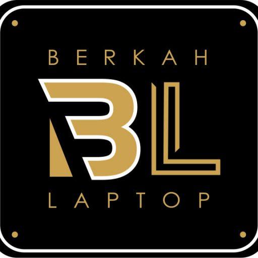 Logo Berkah Laptop Pusat Tempat Service Servis Jual Beli Sparepart Aksesoris Charger Laptop Notebook