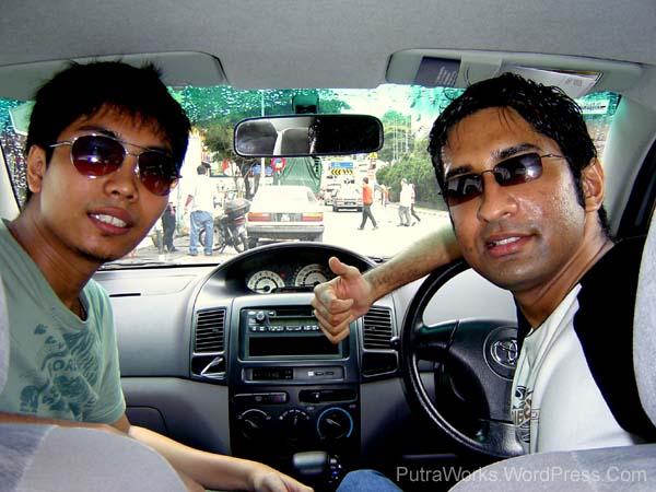 KL MENJERIT 2007 - Day 1 : Johore Bahru, Malacca and Kuala Lumpur (1/6)