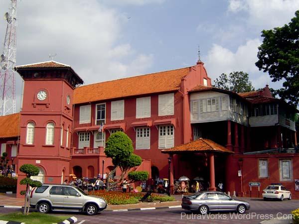 KL MENJERIT 2007 - Day 1 : Johore Bahru, Malacca and Kuala Lumpur (3/6)