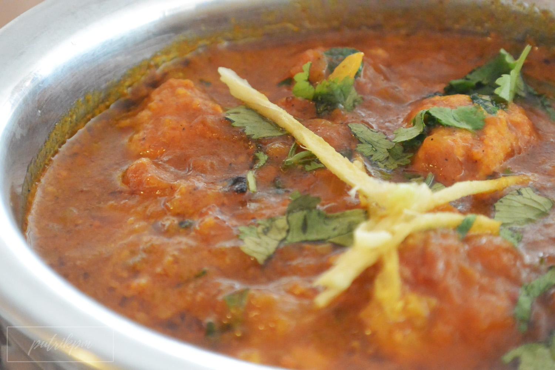 Chicken Kofta Curry - Zanas Indian Fusion