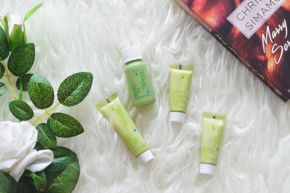Jafra Travel Set For Oily Skin Review