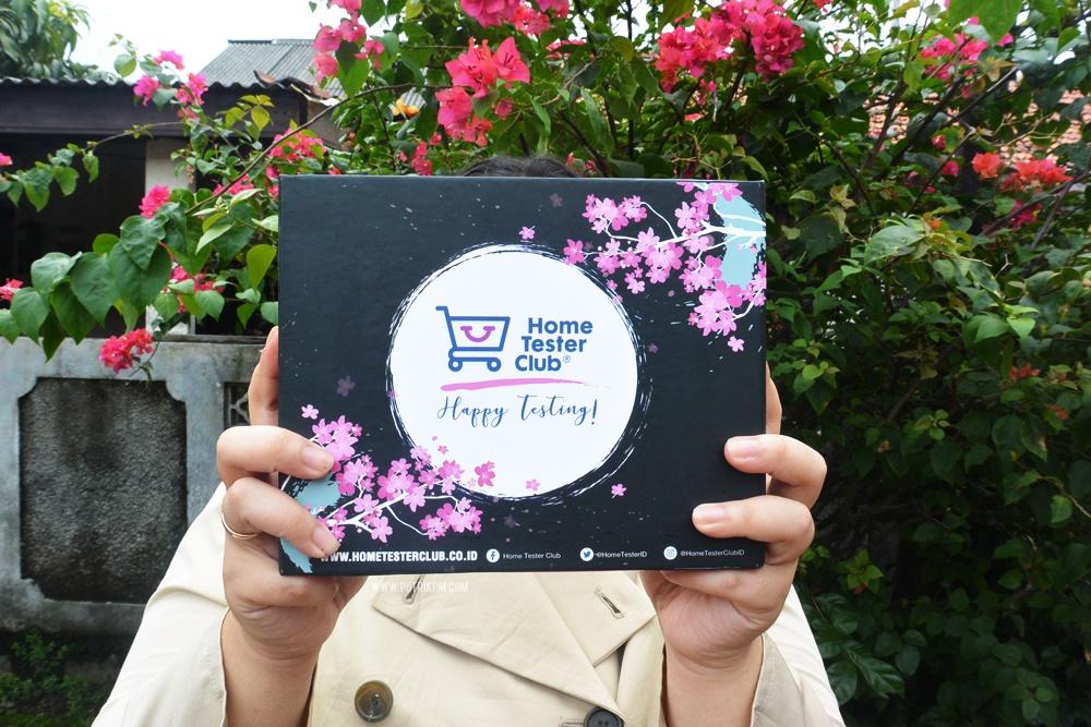 Kado Valentine's Day Dari Home Tester Club: CLEAR Sakura Fresh