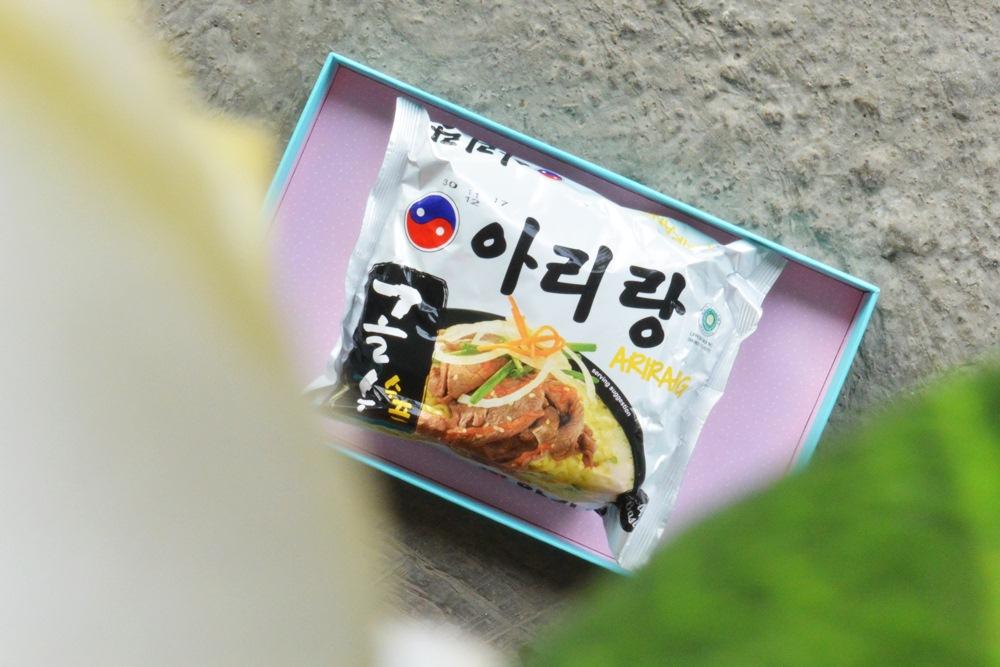 ARIRANG_MIE KOREA HALAL