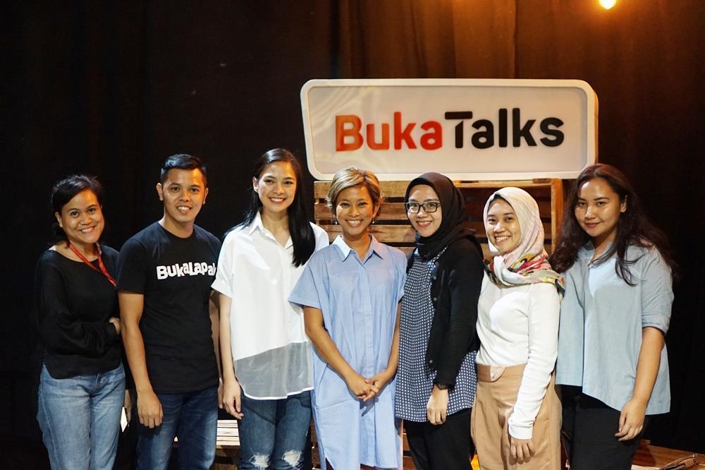 #BukaTalks by Bukalapak: Perempuan Motor Perubahan