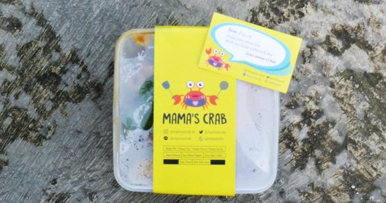 Mama's Crab Kepiting Saus Tiram