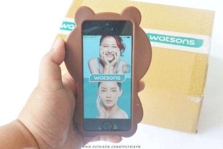 Watsons Indonesia Mobile Apps