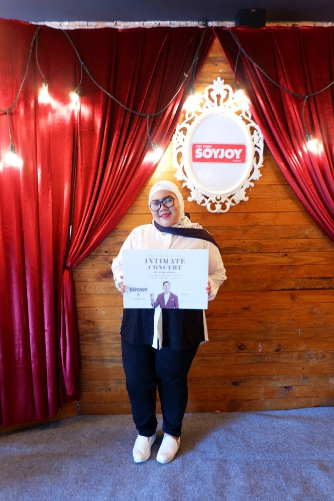 TULUS INTIMATE CONCERT WITH SOYJOY
