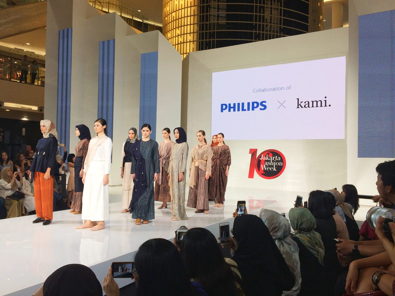 Philips Indonesia Launch Event & Fashion Show by KAMI IDEA