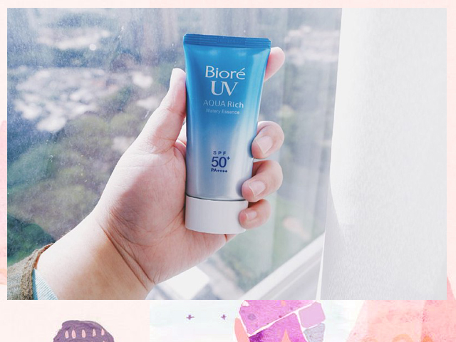 Bioré UV AQUA Rich Watery Essence SPF 50+ PA+++