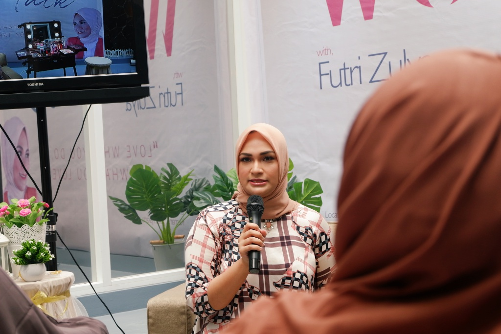 Z Woman Talk with Futri Zulva