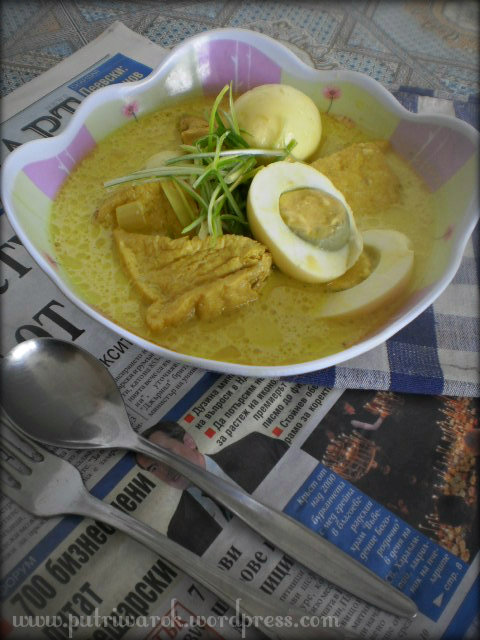 Resep Tahu Kuning : resep, kuning, Telur, Kuning, (Sayur, Kuning), KELUARGA, TSVETKOVI