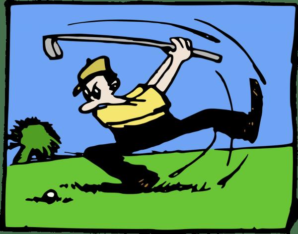 Minigolf Technique Finding Groove - Crazy Golf