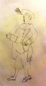 tekening van Daan (8jaar)