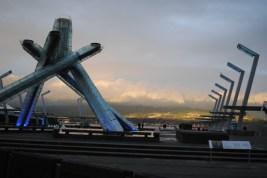 The Olympic Cauldron!