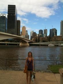 When we first arrived in Brisbane in January