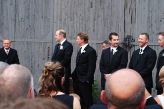 Left to Right: Grant the Groom, Mason the Best Man, Simon, Adrian and Jordan