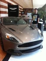 Robs new car haha I wish!!
