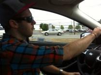 Driving again!