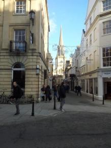 In Bath!