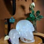 crystal skull, ancient crystal skull, einstein crystal skull, essene crystal skull, magdalene lineage