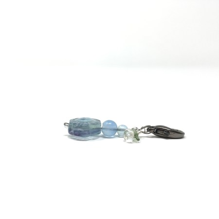 crystals for boys, crystals for men, charms, crystal charms, fluorite jewelry