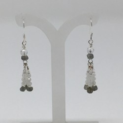 moonstone labradorite, moonstone, labradorite, moonstone earrings, labradorite earrings, lightworker jewelry