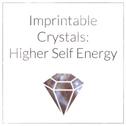 Imprintable Crystals: Higher Self Energy