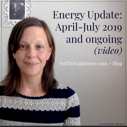 energy update 2019, earth guardian, lightwarrior, high level lightworker, energy clearing