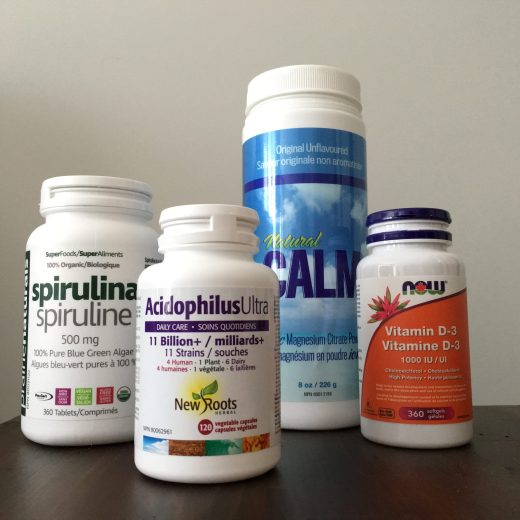 supplements, whole health, mental health relief, calm, holistic wellness