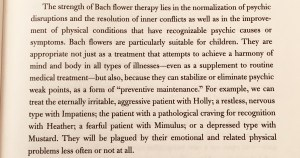 advanced bach flower therapy, götz blome, homeopathic remedies, handbook for healing