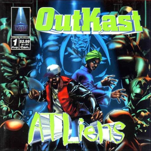 atliens, outkast, balanced life, spiritual life, 90s rap