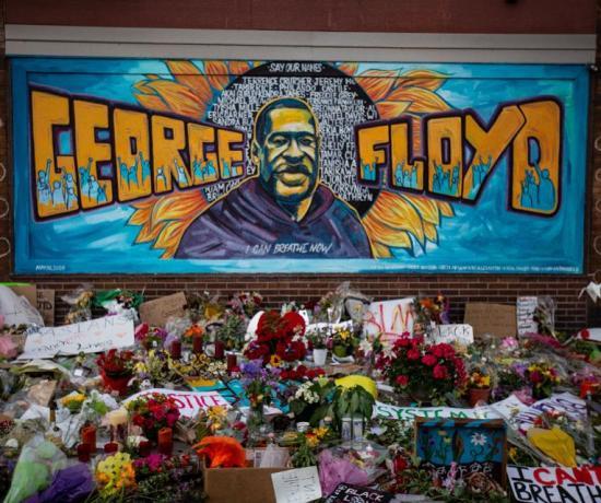 George Floyd, black lives matter, national healing advisor, ottawa healing