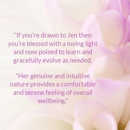 healer testimonial, energy healing review, energy healing testimonial, jen wozny testimonials