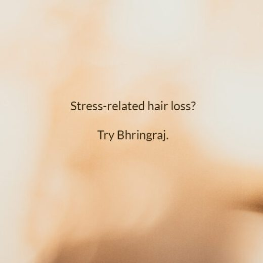 hair loss, stress hair, stress hair loss, hair fall, natural hair remedy