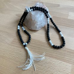 lava mala, mala for guys, yoga mala, meditation mala,